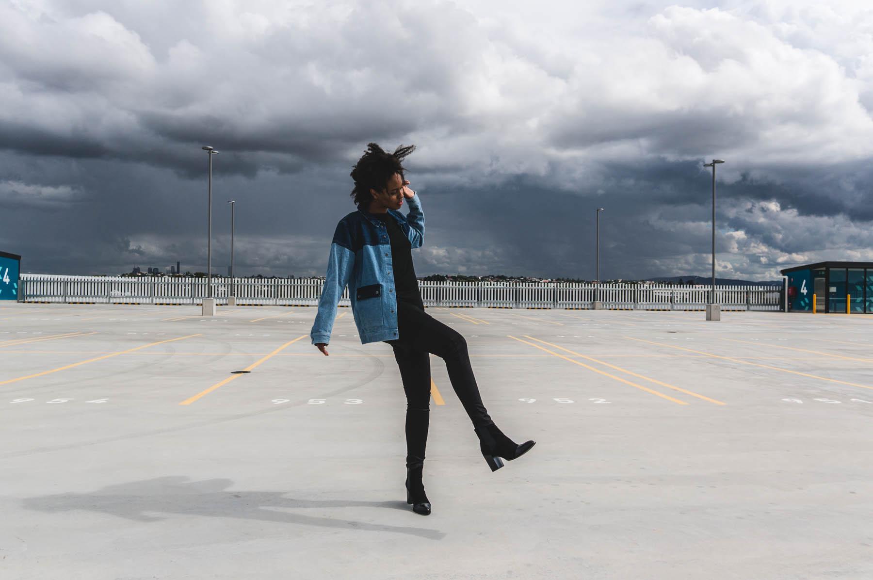 the-fashion-heist-the-hundred-the-great-beyond-luna-short-dress-bamboo-clothing-australian-brisbane-fashion-blogger-07138